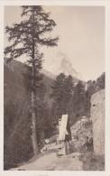 Switzerland Zermatt Blick Auf Matterhorn Photo - VS Valais