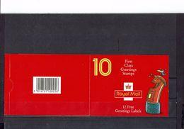 """-GRANDE-BRETAGNE -"""" Timbres De Voeux - Envoyez Un Sourire """"- Carnet 1533 (I) - Carnets"""