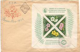 FOGLIETTO BRUXELLES 1958   018 - Foglietti