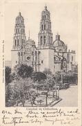 Vintage 1900-1905 - Mexico Mexique - Catedral De Chihuahua Cathedral - 2 Scans - Mexico