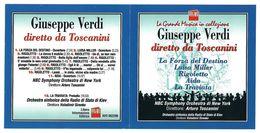 Giuseppe Verdi Diretto Da Toscanini La Forza Del Destino Aida Traviata Rigoletto Luisa Miller - Klassik
