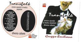 Gruppo Emiliano Transfolk Quando La Musica Popolare Diventa Cabaret - Country & Folk
