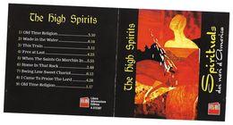The Hig Spirits - Spirituals Dei Neri D'America - Musiche Del Mondo