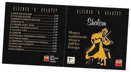 SHALOM Musica Tradizionale Ebraica Dell'Est Europa - Musiche Del Mondo
