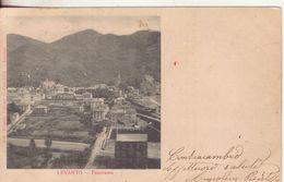 24-Marcofilia-Storia Postale-Annullo Ambulante:Amb.Torino-Roma-su C.i.Levanto-Spezia-Liguria-1902 X Torino - 1900-44 Vittorio Emanuele III