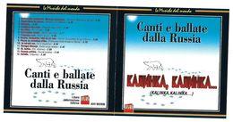 KALINKA KALINKA Canti E Balli Dalla Russia - Musiche Del Mondo
