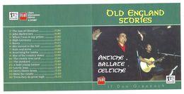 OLD ENGLAND Antiche Ballate Celtiche - Il Duo Greenoch - Country & Folk