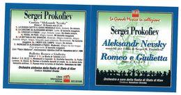 PROKOFIEV Alexandr Nevsky - Romeo E Giulietta Orchestra E Coro Della Radio Di Stato Di Kiev - Klassik