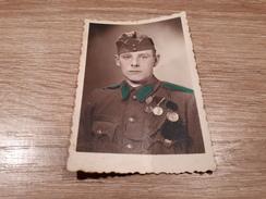 Old Photography - War 1939-1945, Portrait - Krieg, Militär