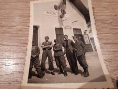 Old Photography - War 1939-1945, Croatia, NDH - Krieg, Militär