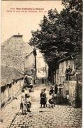 CPA PARIS (13e) Rue Fontaine-a-Mulard. Vers La Rue De La Colonie (538927) - Non Classés