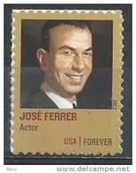 USA. Scott # 4666 MNH. Jose' Ferrer. 2012 - United States