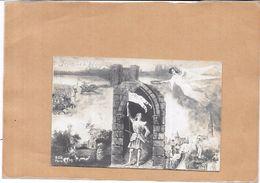 Un TABLEAU De JEANNE D'ARC  - ENCH - - Peintures & Tableaux