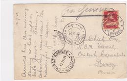 Switzerland / Montreux Postcards / Persia. - Switzerland