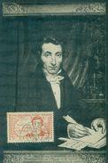 SENEGAL Carte Maximum RENE CAILLE 1939 TB. Rare. - Lettres & Documents