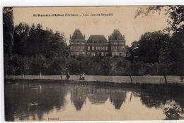 St Saint Romain D'albon Chateau De Senault - France