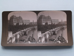 Hotels CECILE And SAVOY LONDON England () Stereo Photo : American Stereo Cy ( Voir Photo ) ! - Photos Stéréoscopiques