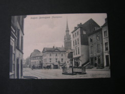 Aachen Burtscheid Marktplatz 1912 - Aachen