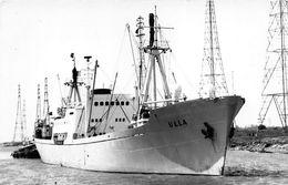 """¤¤  -  Cliché Du Bateau De Commerce """" ULLA """" -  Cargo    -  Voir Description  -  ¤¤ - Commerce"""
