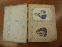 Lot De 232 Cartes Postale France Celebrites Collection ND Photo - Histoire