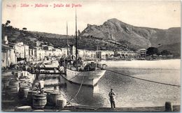 ESPAGNE - SOLLER - Mallorca  - Detalle Del Pueerto - Espagne