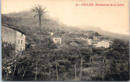 ESPAGNE - SOLLER - Airededores De La Cludad - Espagne