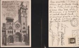 14075) GENOVA DUOMO CATTEDRALE VIAGGIATA 1937 - Genova