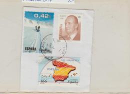Spanien 031/   Fragment, 3 Marken 2017 - 1931-Heute: 2. Rep. - ... Juan Carlos I