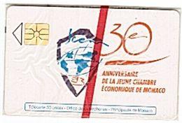 MONACO - TELECARTE - NEUVE - 05/93 - 30è ANNIVERSAIRE - - Monaco