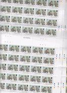 South Georgia 2002 Fur Seals 4v  4 Sheetlets (2x Folded)** Mnh (F6721) - Zuid-Georgia
