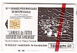 MONACO - TELECARTE - NEUVE - - Monaco