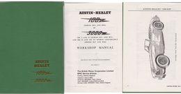 Austin Healey  Workshop Manual - Books, Magazines, Comics