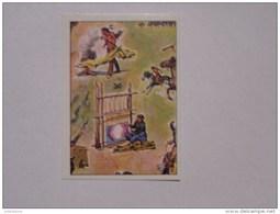 PANINI WEST   1976    Original Figurine N° 16     Vignette Autocollante Pink Back Dos Rose Très Bon Etat Stickers - Franse Uitgave