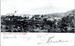 ESPAGNE  --  TEIDE - Icod Con El Pico - Espagne