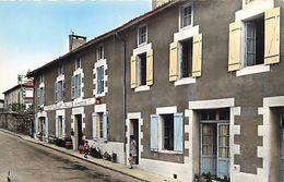 - Dpts Div. -ref-UU241- Haute Vienne - Le Palais Sur Vienne - Hotel Restaurant Mandois - Hotels Et Restaurants - - France