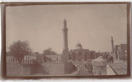 Photo Originale Levant LIBAN ? Militaria Minaret à Identifier - Guerre, Militaire