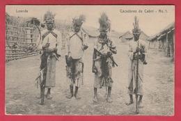 Angola - Loanda - Caçadores De Cabiri N° 1 (see Always Reverse ) - Angola