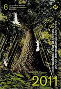CANADA, 2011, Booklet 455, Year Of The Forest - Full Booklets