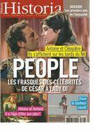 "HISTORIA N°716,les ""People"", Sèvres, Benoît XV, Fragonard, Etc. - Histoire"