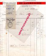 35- LECOUSSE PRES FOUGERES-FACTURE LABORATOIRE DE LARIBOISIERE-GRENET-ROULAND-PHARMACIEN-1941 PHARMACIE - Old Professions
