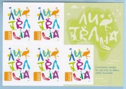 Australia 2017 Concession Stamps Sheetlet MNH - 2010-... Elizabeth II