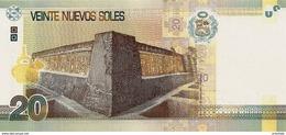 PERU P. 188 20 S 2013 UNC - Peru
