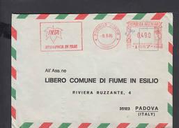 ARGENTINA  1986 - Annullo Meccanico - INTA - Inteligencia En Telas - Tessili