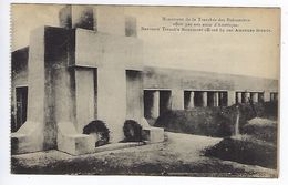 CPA Guerre 1914 1918 Le Monument De La Tranchée Des Baïonnettes Offert Par Nos Amis D'Amérique - Oorlog 1914-18