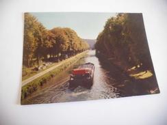 PORT SUR SAONE ..NAVIGATION..LE CANAL DE L'EST - Francia