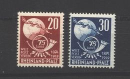 Rheinland-Pfalz,51/52,xx  (5290) - Französische Zone