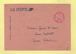 St Loup Sur Semouse - Haute Saone - 14-3-1988 - Storia Postale