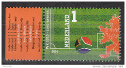Nederland - Oranje Op Het WK-Voetbal - WK 2010 - Zuid-Afrika - MNH/postfris - NVPH 3195b - Periode 2013-... (Willem-Alexander)