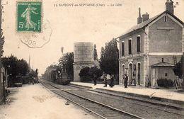 SAVIGNY EN SEPTAINE - France