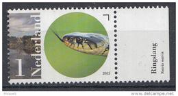 Nederland - Flora En Fauna Naardermeer - Ringslang - MNH - NVPH 3294 - Periode 2013-... (Willem-Alexander)